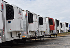 Refrigerated Trucking Company: Long Haul Trucking | RRR